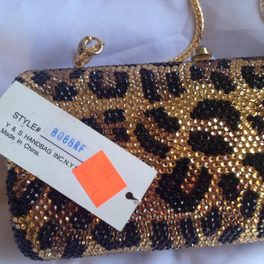 Animal print evening clutch Clutch