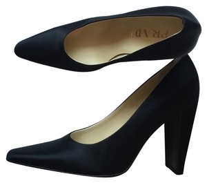 Prada Silk Black Formal