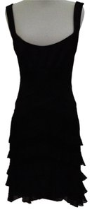 A.B.S. by Allen Schwartz Black Chic Sexy Classic Dress