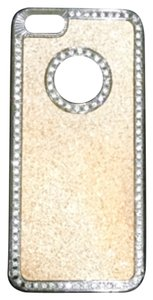 Gold Rhinestone Hard Case gor iPhone 5/5s
