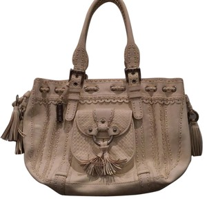 Lockheart Tote in Ivory