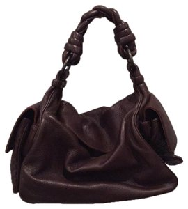 Bottega Veneta Satchel in Chocolate