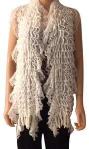 Other Fun Ruffle and Lace Wrap