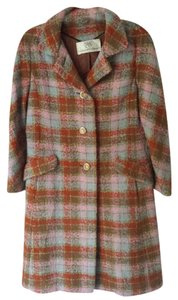 Marshall Field & Company Vintage Tweed Trench Coat
