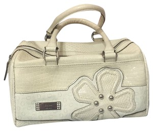 Guess Satchel in White