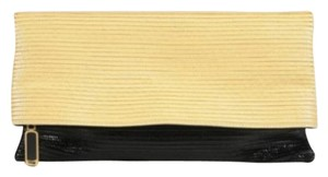 Fendi Natural, Black Clutch