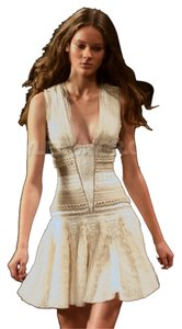Hervé Leger Runway Master Wedding Max Azria Dress