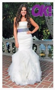 Vera Wang Ethel(chloe Kardashian) Wedding Dress
