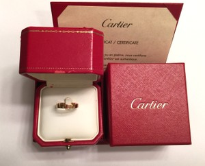 Cartier Certified Cartier Love Ring in 18K Rose Gold, size 7.5