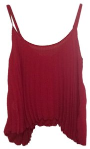 BCBGeneration Top Red Ruby