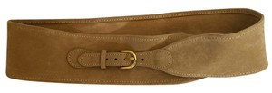 J.Crew Wide Suede Floppy Belt - Small