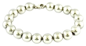 Tiffany & Co. Tiffany & Co. 10mm Bead Bracelet in 925 Sterling Silver LONG 8.25