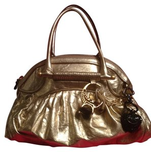 Juicy Couture Purse Leather Purse Purse Charm Purse Engagement Hobo Bag
