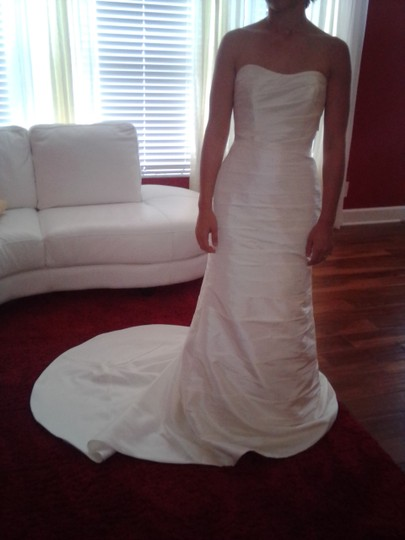 Alfred Angelo Style 2034 Wedding Dress