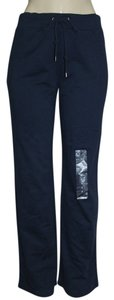 Anne Klein Athletic Pants Swiss Navy