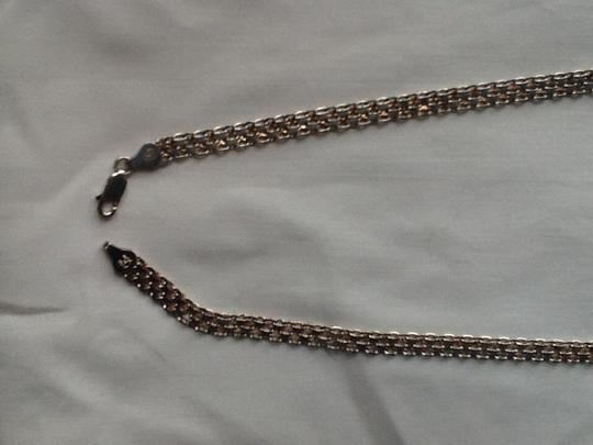Other Milos Sterling Necklace