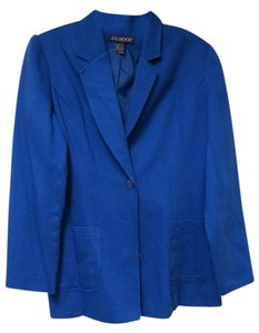 J.G.Hook royal blue Blazer