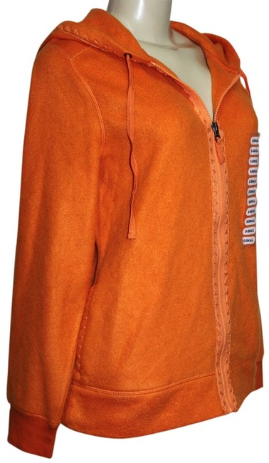 Preload https://item1.tradesy.com/images/caribbean-joe-papaya-style-works-ladies-fleece-zip-up-jacket-sweatshirthoodie-size-6-s-821980-0-0.jpg?width=400&height=650