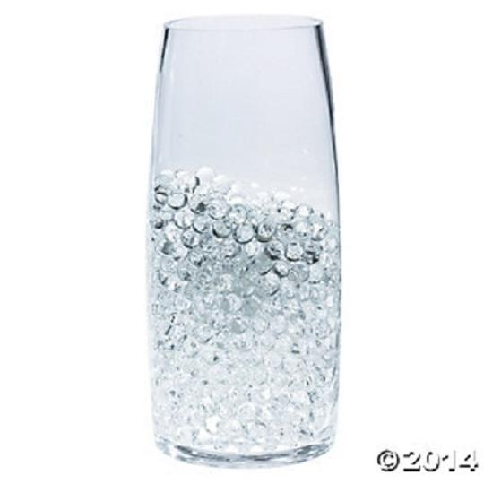 Clear - 50g Water Pearl Table Top Fill Out Vase Filler Decor Centerpiece