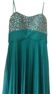 Cache Evening Long Embellished Dress