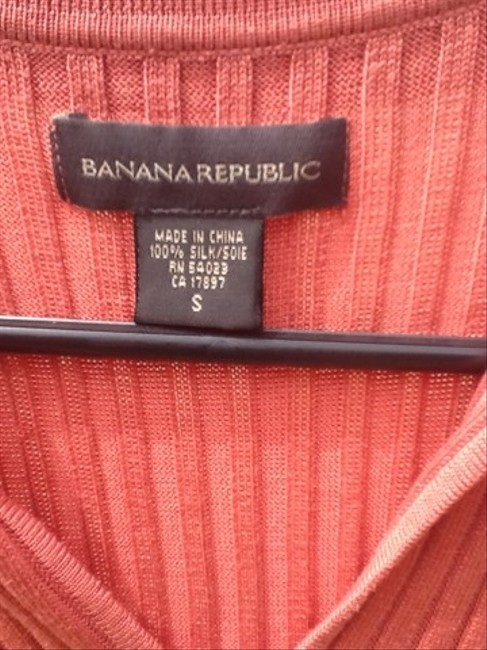 Banana Republic Top Desert Rose