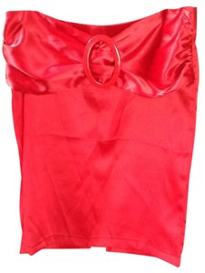 A'gaci Skirt Red