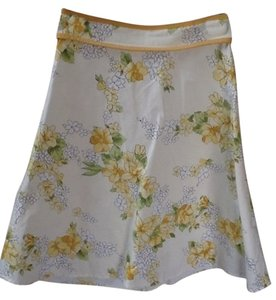 DMBM Skirt Yellow Multi