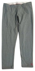 Abercrombie & Fitch gray Leggings