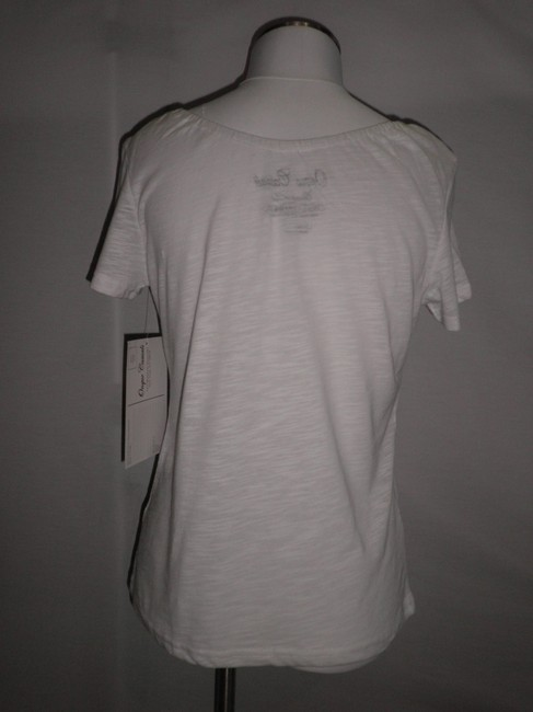 Onque Casuals Top White
