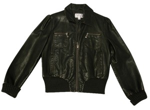Xhilaration Brown Leather Jacket