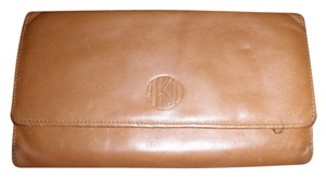 Anne Klein Ann Klein Light Brown wallet trifold
