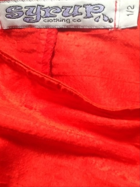 Syrup Skirt Red