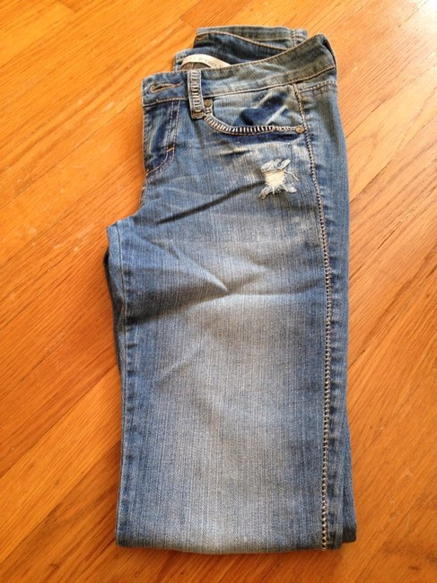 Rachel Roy Skinny Jeans-Medium Wash