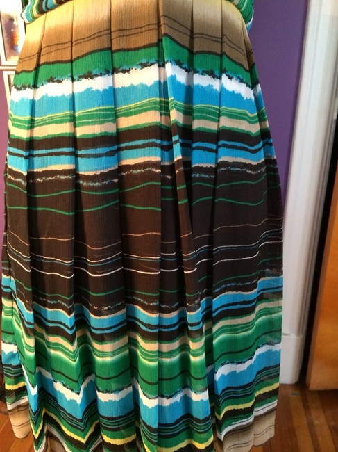 Candie's short dress Striped on Tradesy
