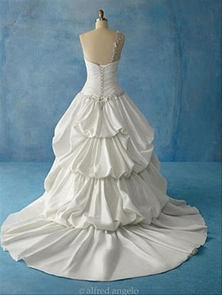 alfred angelo tiana 204 disney princess wedding dress tradesy