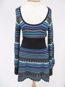 Free People short dress Multi-Color Multi Color Striped on Tradesy