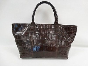 Flitter The Classic Tote in Brown