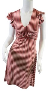 Betsey Johnson short dress Red Bestey White on Tradesy