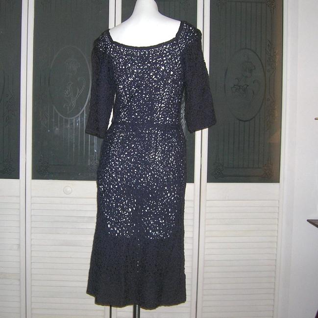 Other Vintage 40s Lace Vintage Bombshell Vintage Wiggle 30s 40s Sexy Vintage Peekaboo Dress