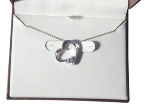 unknown Diamond Heart necklace