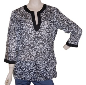 Jones New York Cotton Tunic