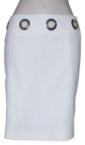 Chloé Mini Skirt white
