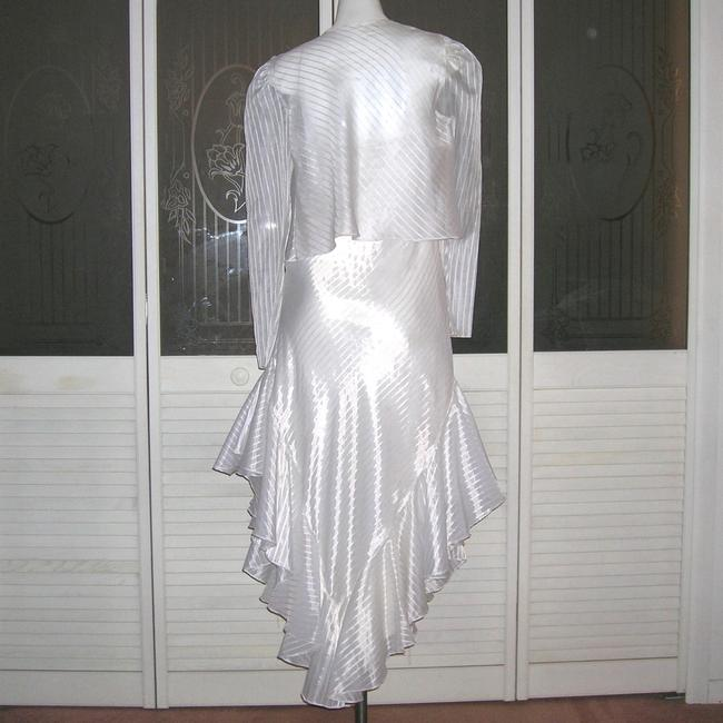 Other Vintage Formal Gown Slip Jacket Vintage Bridal Gown Mermaid Evening Gown Dress