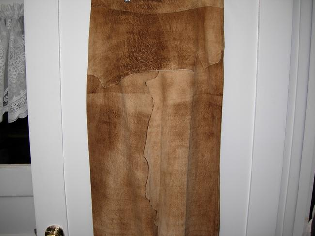 Marlboro Classic Skirt Light brown to dark brown