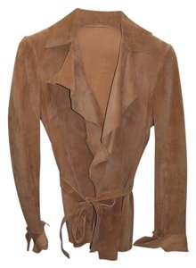 Other Light brown Leather Jacket
