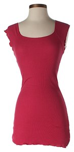 Free People short dress Red Bodycon on Tradesy
