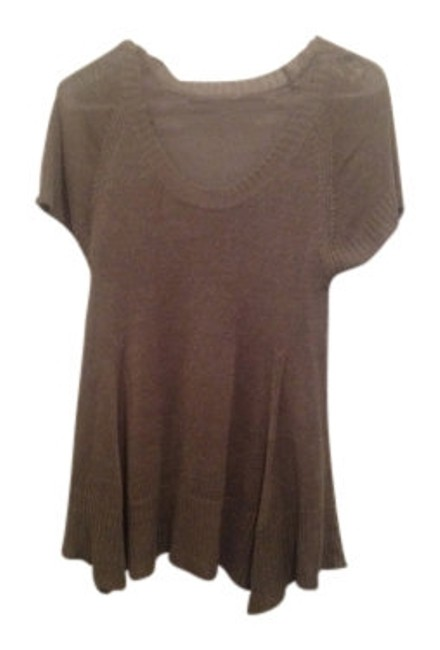 Preload https://img-static.tradesy.com/item/8243/rachel-roy-green-open-knit-short-sleeved-tunic-size-2-xs-0-0-650-650.jpg