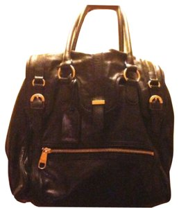Badgley Mischka Satchel in Black