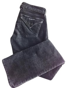 Hudson Jeans Made In Usa Boot Cut Jeans-Dark Rinse