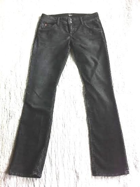 Hudson Made In Usa Corduroy Baby Baby Boot Cut Jeans-Dark Rinse
